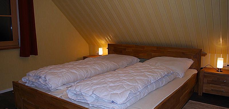 ferienhaus-an-der-sonnenloipe - Schlafzimmer